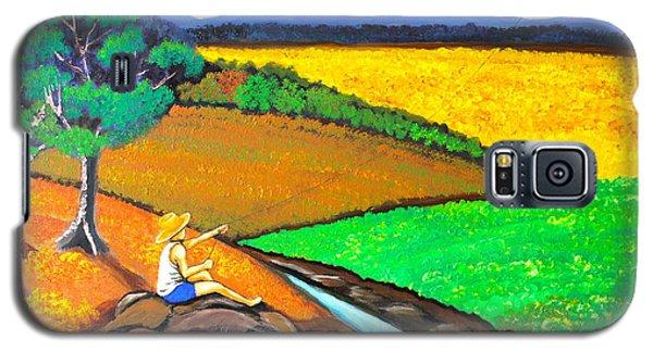 Kite Galaxy S5 Case