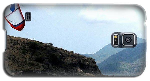 Kite Surfer St Kitts Galaxy S5 Case