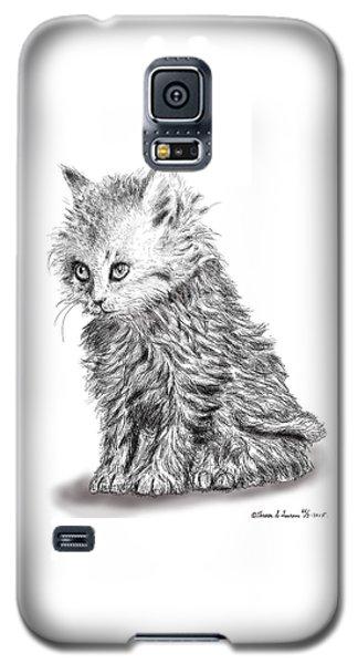 Kitten #1 Galaxy S5 Case