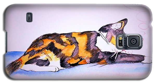 Kitty Cat Galaxy S5 Case