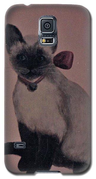 Kitty Cat Galaxy S5 Case