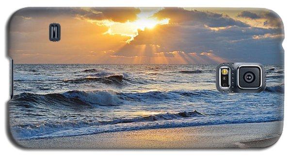 Kitty Hawk Sunrise Galaxy S5 Case
