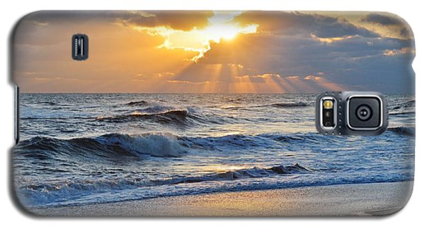Kitty Hawk Sunrise Galaxy S5 Case