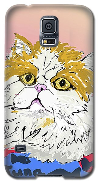Kitty In Tuna Can Galaxy S5 Case