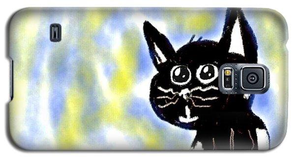 Kitty Kitty Galaxy S5 Case