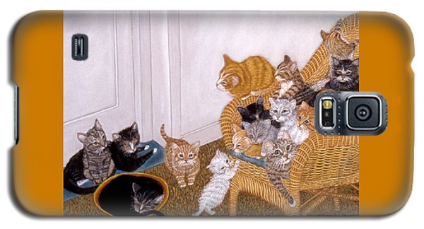 Kitty Litter II Galaxy S5 Case