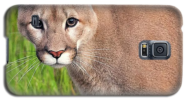 Kitty Look Galaxy S5 Case