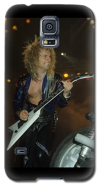 Kk Downing Of Judas Priest Galaxy S5 Case