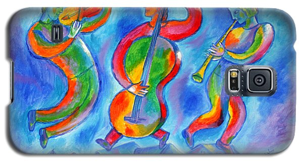Klezmer On The Roof Galaxy S5 Case