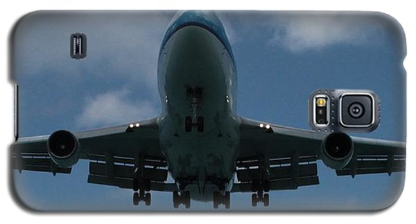 Klm Boeing 747 Galaxy S5 Case