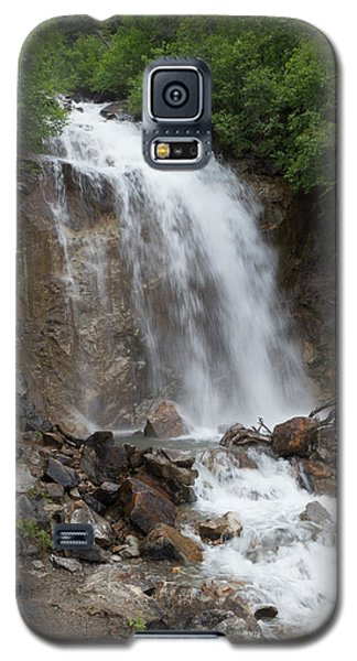 Klondike Waterfall Galaxy S5 Case