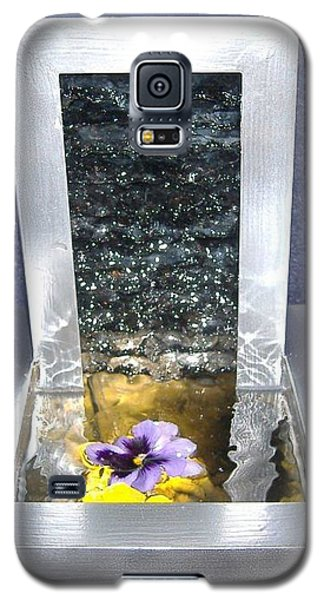 Knapped Falls Galaxy S5 Case by Steve  Hester