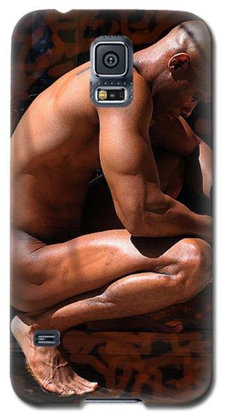 Kneeling In The Sun Galaxy S5 Case