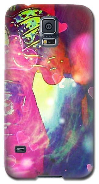 Knight In Shining Armour Galaxy S5 Case