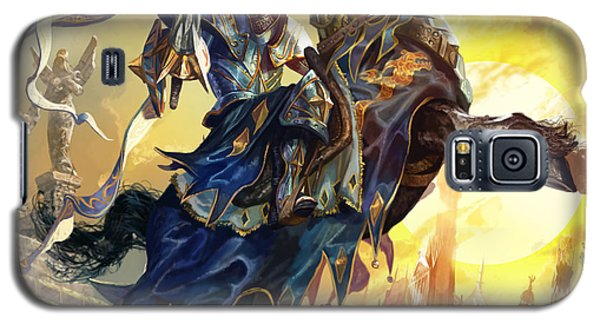 Knight Of New Benalia Galaxy S5 Case by Ryan Barger
