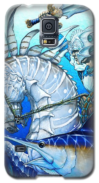 Knight Of Swords Galaxy S5 Case
