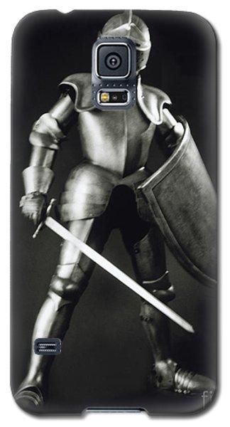 Knight Galaxy S5 Case - Knight by Tony Cordoza