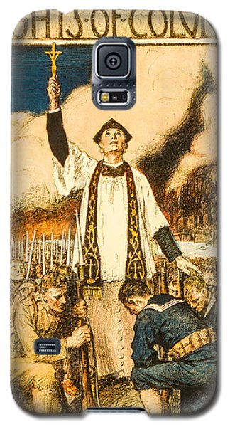 Knights Of Columbus Galaxy S5 Case