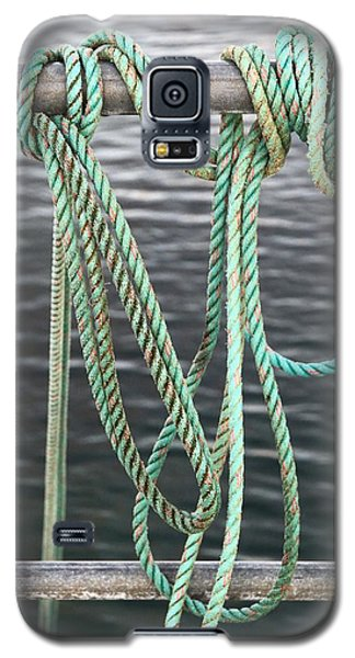 Knot Of My Warf II Galaxy S5 Case by Stephen Mitchell