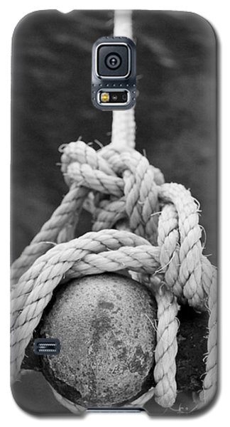 Knot On My Warf Iv Galaxy S5 Case by Stephen Mitchell