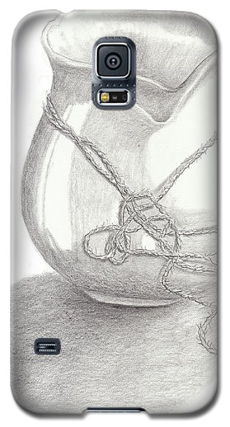 Knots On Vase Study Galaxy S5 Case