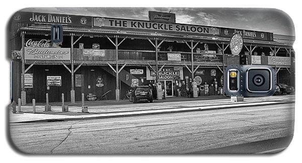 Knuckle Saloon Sturgis Galaxy S5 Case by Richard Wiggins