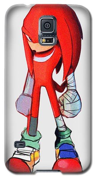 Knuckles Sketch Galaxy S5 Case
