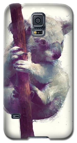 Koala Galaxy S5 Case by Amy Hamilton