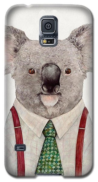 Portraits Galaxy S5 Case - Koala by Animal Crew