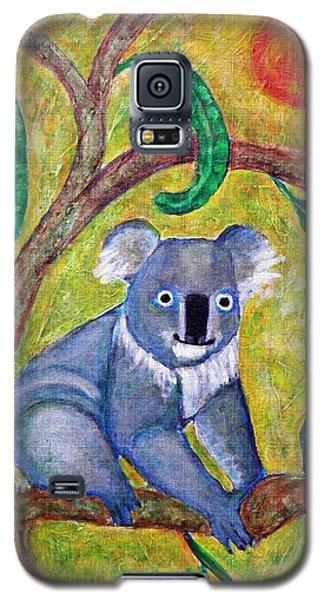 Koala Sunrise Galaxy S5 Case