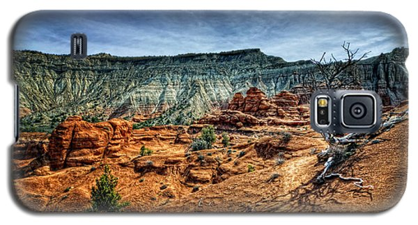 Kodachrome Basin Afternoon Galaxy S5 Case