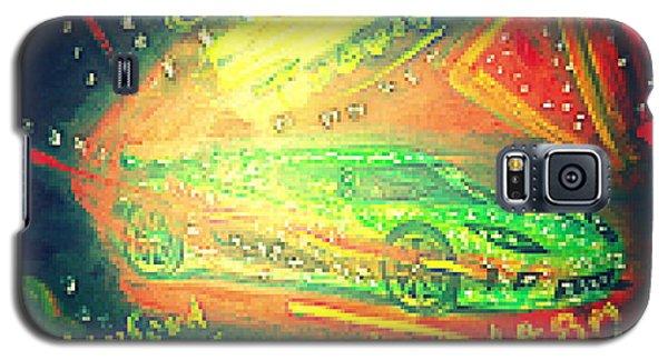 Koenigsegg Ccxr Trevita Four Point Eight Million Dollars Galaxy S5 Case