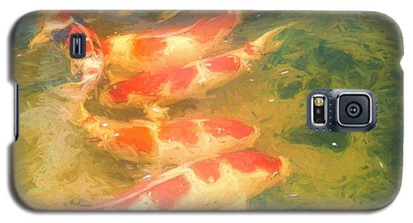 Koi 5 Galaxy S5 Case