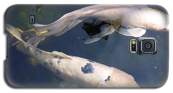 Koi In Serenity Pool Galaxy S5 Case