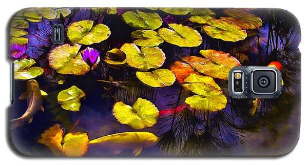 Koi Pond Galaxy S5 Case