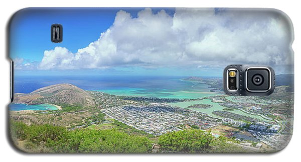 Kokohead Oahu, Hawaii Galaxy S5 Case