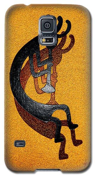 Kokopelli Golden Harvest Galaxy S5 Case