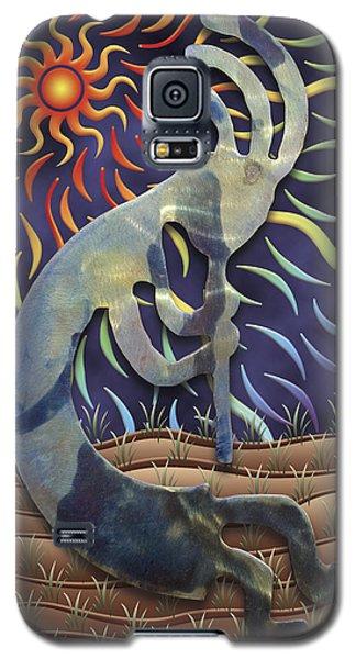 Kokopelli Spring Galaxy S5 Case