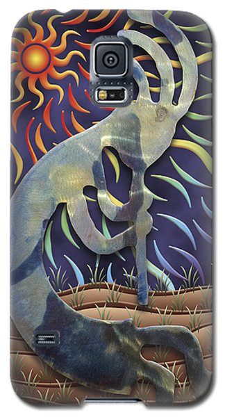 Kokopelli Spring Galaxy S5 Case