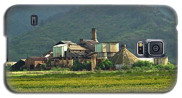 Koloa Sugar Mill Galaxy S5 Case by Roger Mullenhour