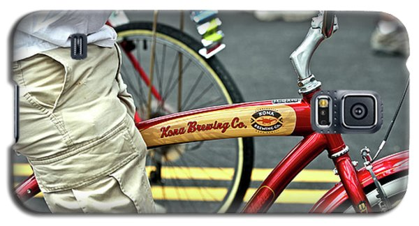 Kona Beer Bike Galaxy S5 Case