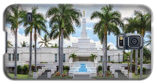 Kona Hawaii Temple-day Galaxy S5 Case