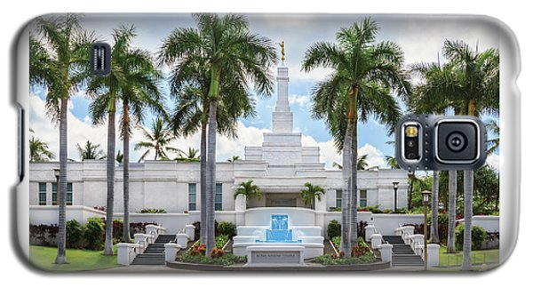 Kona Hawaii Temple-day Galaxy S5 Case