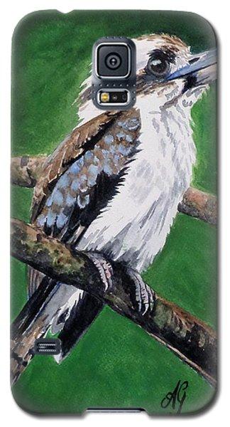 Kookaburra Galaxy S5 Case