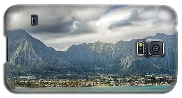 Ko'olau And H-3 In Color Galaxy S5 Case