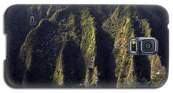 Koolau Range, Oahu Galaxy S5 Case