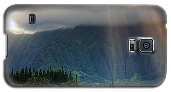 Koolau Sun Rays Galaxy S5 Case