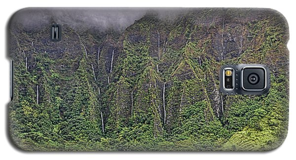 Ko'olau Waterfalls Galaxy S5 Case