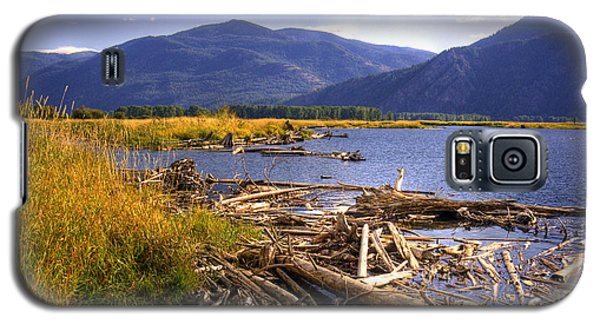 Kootenai Lake Bc Galaxy S5 Case