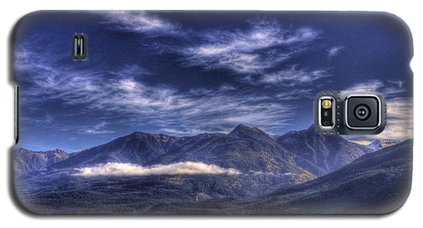 Kootenai Lake Bc Version 2 Galaxy S5 Case